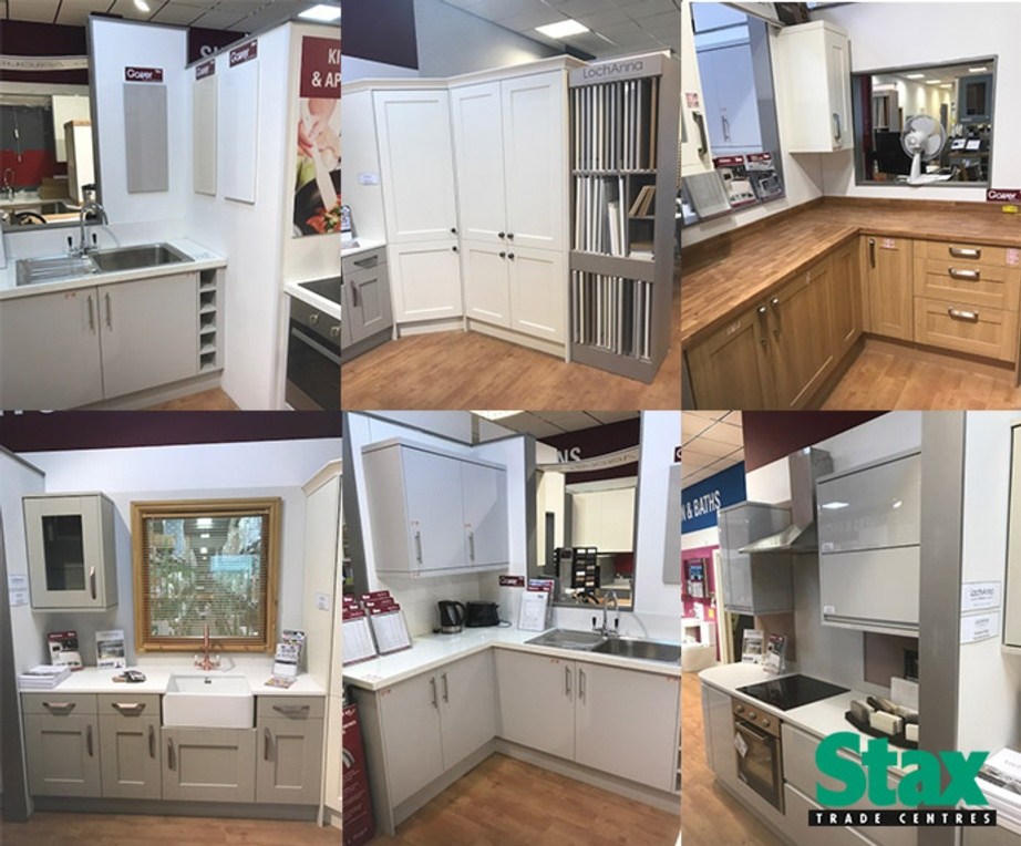 Leeds Kitchen And Bathroom Showroom Gets A Revamp Stax Trade Centres
