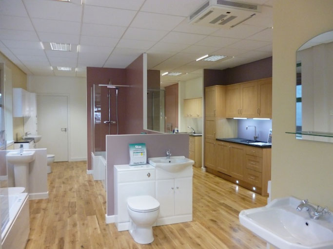 New Kitchen And Bathroom Showroom At Stax Edinburgh Stax