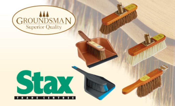 Stax acquires Groundsman premium brush range