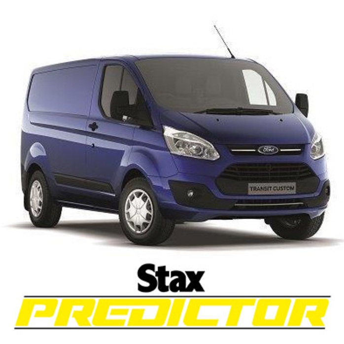 Stax Predictor champion to drive away in a brand new van