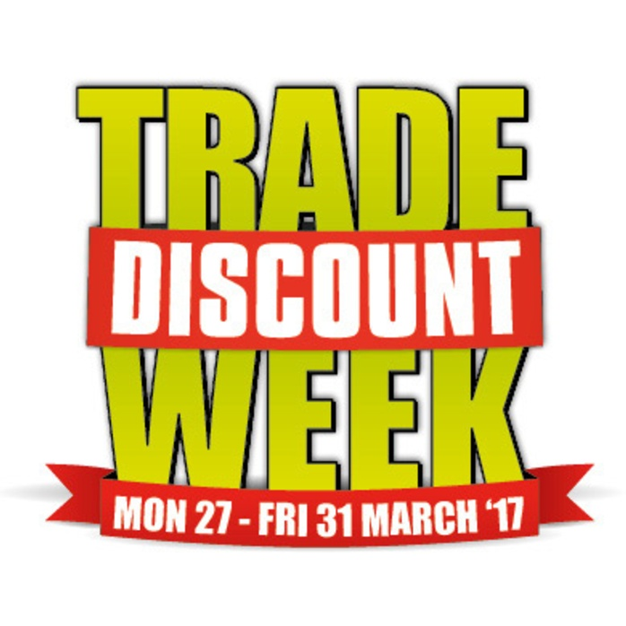 Stax prepares for the Trade Discount Week
