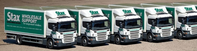 Stax Glasgow invests in New Delivery Fleet