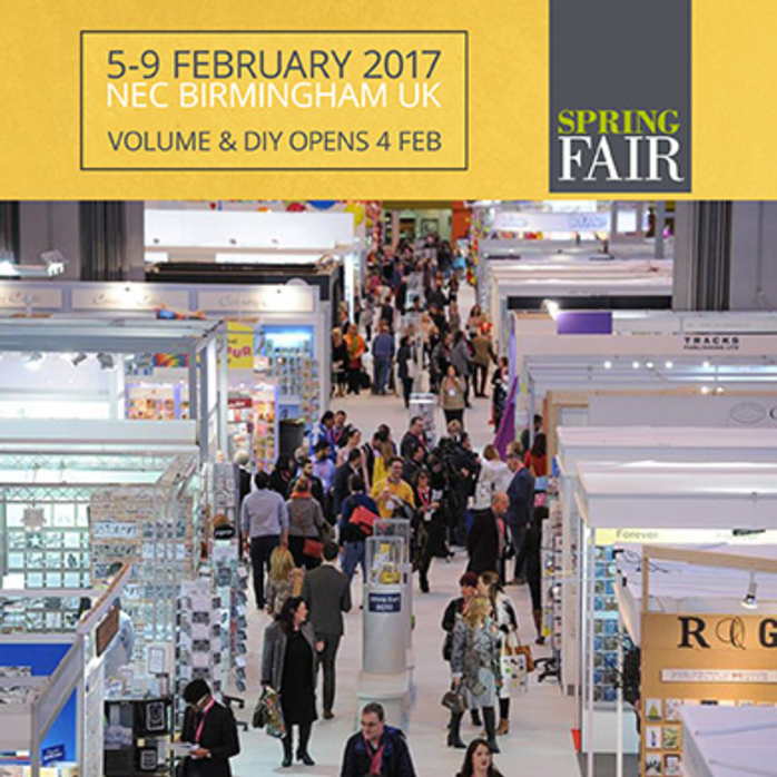 Stax to exhibit at Spring Fair 2017
