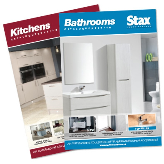 Stax's kitchen and bathroom collection gets a revamp