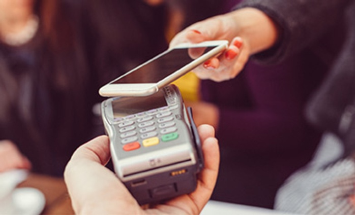 Mobile Contactless Payments Leaped 336% in 2016