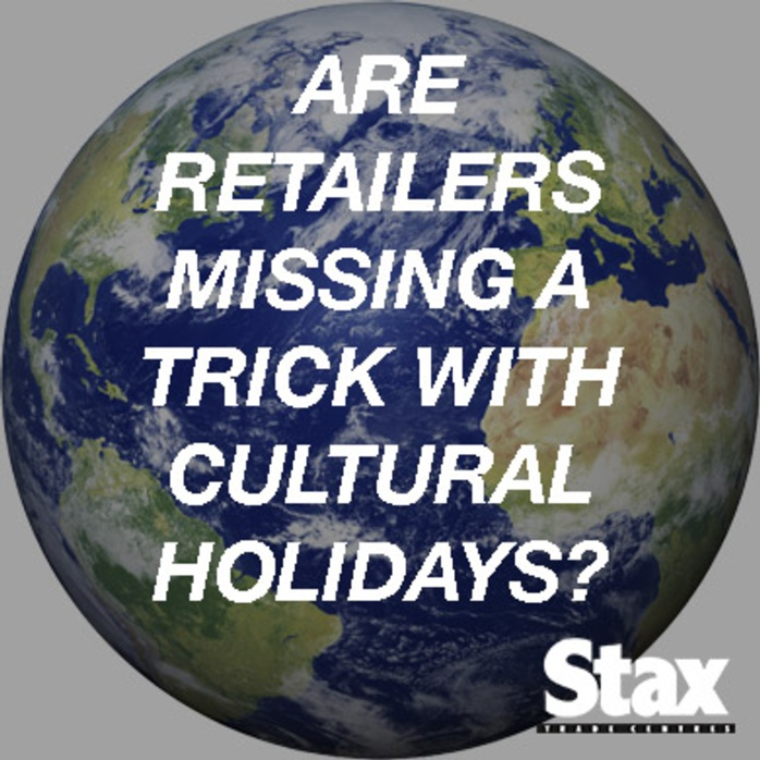 Are retailers missing a trick with cultural holidays?
