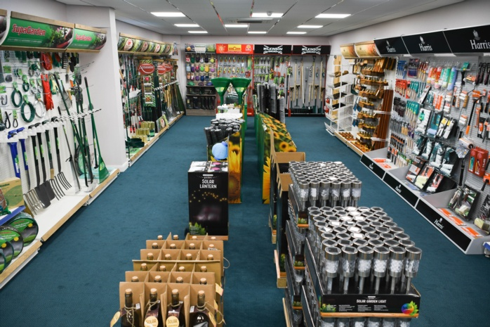 POS showroom available at Manchester branch