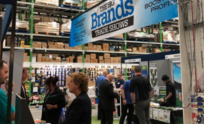 Big Brands Show is another huge success