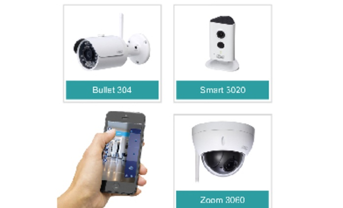 Surveilling security options with BURGcam – now available in Stax
