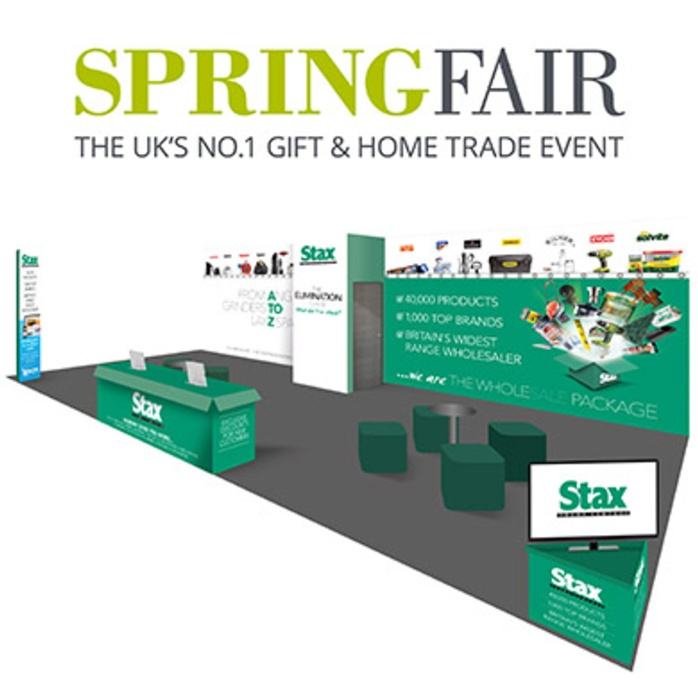 Stax look ahead to first Spring Fair