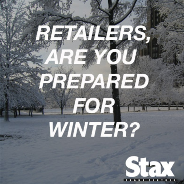 Retailers, are you prepared for Winter?