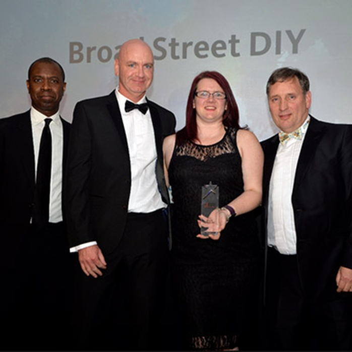 Stax customers make a clean sweep at the DIY Week Awards 2017