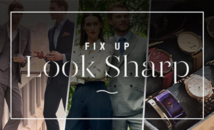 STAX PERX - Fix up, look sharp