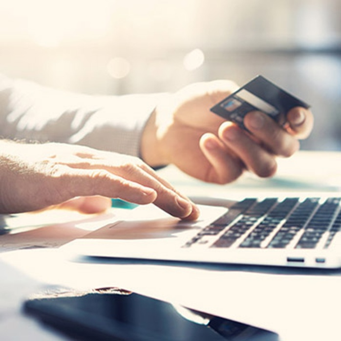 Online spending jumps by more than a quarter within the last two years